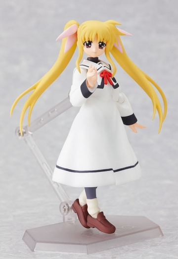 main photo of figma Fate Testarossa School Uniform Ver