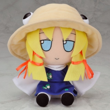 main photo of Touhou Project Plush Series 10: Moriya Suwako
