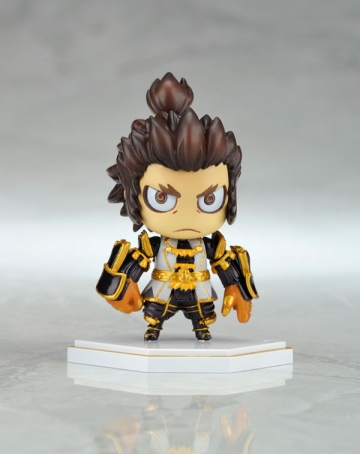 main photo of One Coin Grande Figure Collection Sengoku Basara Second - New Colors: Toyotomi Hideyoshi