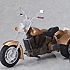 ex:ride.008: Three Wheeler: Gold