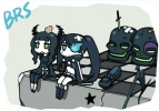 photo of Black ★ Rock Shooter & Dead Master CHAN×CO Ver.
