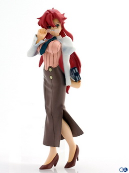 main photo of Bandai Chouzoukei Damashii Gurren Lagann: Teacher Yomako