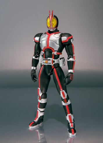 main photo of S.H.F. Kamen Rider Faiz