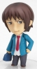 photo of Nendoroid Petit Melancholy of Haruhi Suzumiya #01: Kyon 2
