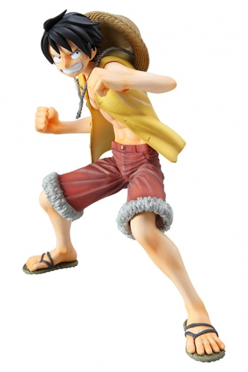 main photo of Portrait Of Pirates DX Monkey D. Luffy
