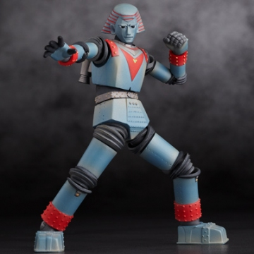 main photo of SCI-FI Revoltech No.009 Giant Robo