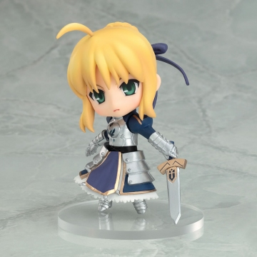 main photo of Nendoroid Petite Fate/Stay Night: Saber Excalibur Ver