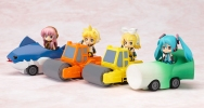 photo of Nendoroid Plus Vocaloid Pull-back Cars Rin