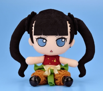main photo of Etrian Odyssey III Plushie Series 02: Monk