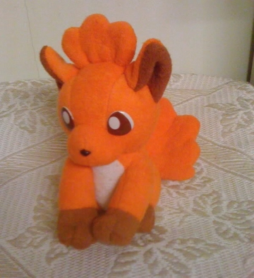 main photo of Banpresto Pokemon Plush: Vulpix