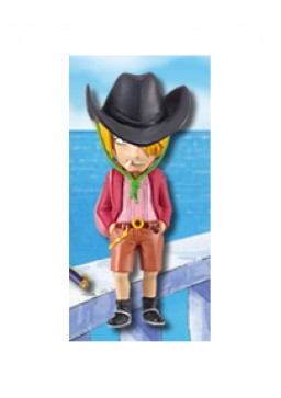 main photo of One Piece World Collectable Figure ~Strong World~ ver.2: Sanji