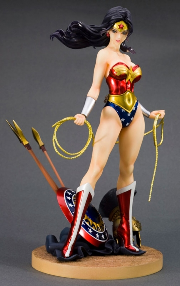 main photo of DC COMICS Bishoujo Statue Wonder Woman