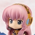 Nendoroid Plus Vocaloid Pull-back Cars Luka