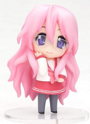main photo of Lucky Star Nendoroid Petite Season 01 Miyuki Takara Winter Uniform Ver