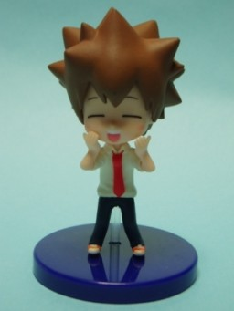 main photo of Deformed Hitman Reborn!  #1: Sawada Tsunayoshi (b)