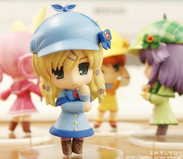 main photo of Nendoroid Petite Milky Homes: Cordelia Glauca