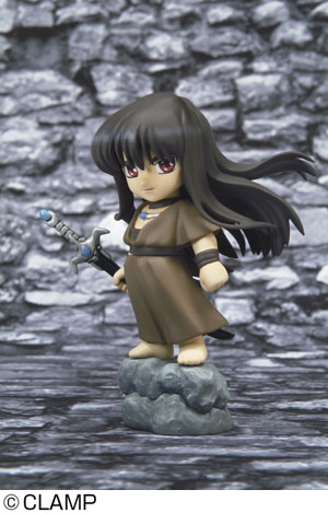 main photo of Clamp In 3-D Land Series 2: Yasha