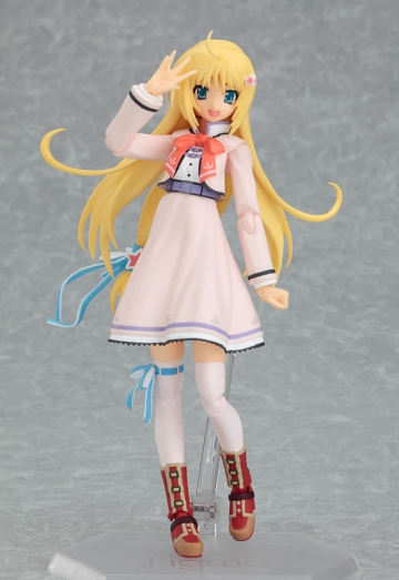 main photo of figma Aya Kagura School Uniform ver.