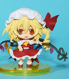 main photo of Touhou Super-Deformed Flandre Scarlet