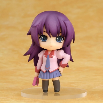 main photo of Nendoroid Petite Bakemonogatari Set #1: Hitagi Senjougahara