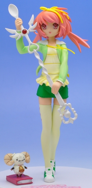 main photo of Akihime Sumomo Green & Yellow Ver.