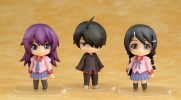 photo of Nendoroid Petite Bakemonogatari Set #1: Hitagi Senjougahara
