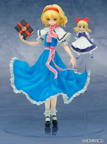main photo of Seven-Colored Puppeteer Alice Margatroid