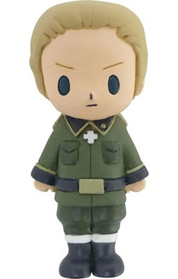 main photo of Hetalia Color Colle Tradng Mascot A: Germany