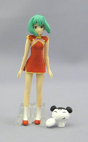 main photo of Macross Frontier Chara-Colle: Ranka Lee