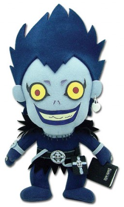 main photo of Great Eastern Death Nore Plushies: Ryuk