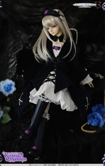 main photo of Suigintou Super Dollfie 13 Ver.