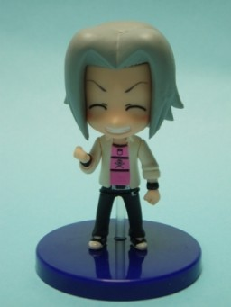 main photo of Deformed Hitman Reborn!  #1: Gokudera Hayato (b)