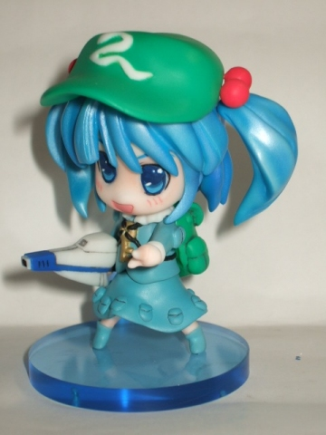 main photo of Kawashiro Nitori