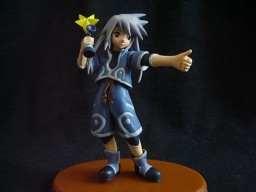 main photo of One Coin Figure Tales of Symphonia: Genius Sage Special Weapon Version