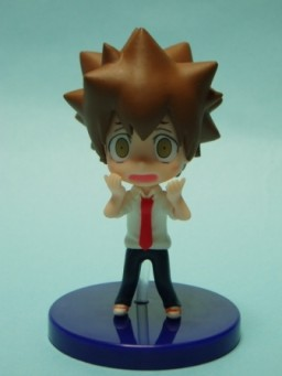 main photo of Deformed Hitman Reborn!  #1: Sawada Tsunayoshi (a)