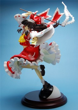 main photo of Hakurei Reimu