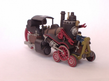 main photo of Steamboy M.D.ONE series: Steam Cross-Country Car