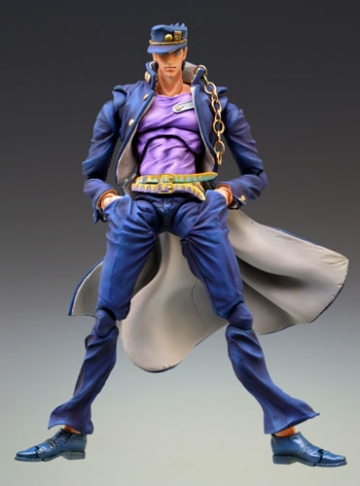 main photo of Super Action Statue 12 Jotaro Kujo 2nd