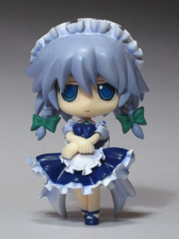 main photo of Touhou Super-Deformed Sakuya Izayoi