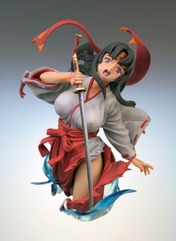 main photo of Queen's Blade Chozo Collection Vol.2: Tomoe 1P Color