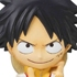 One Piece Mascot Relief Magnet: Monkey D. Luffy