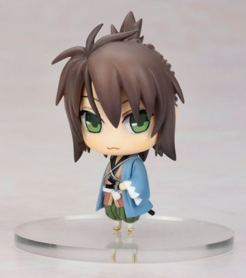 main photo of One Coin Grande Figure Collection Hakuouki Shinsengumi Kitan: Okita Souji