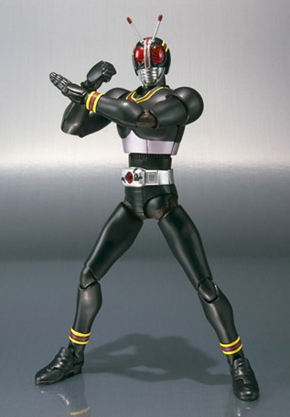 main photo of S.H.Figuarts Kamen Rider BLACK