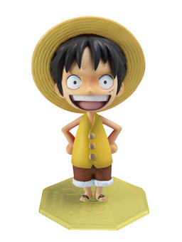 main photo of P.O.P Mugiwara Theater Limited Monkey D. Luffy Marineford ver.
