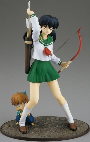 main photo of Higurashi Kagome & Shippo