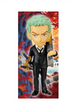 main photo of Strong World vol. 4 ver. Roronoa Zoro