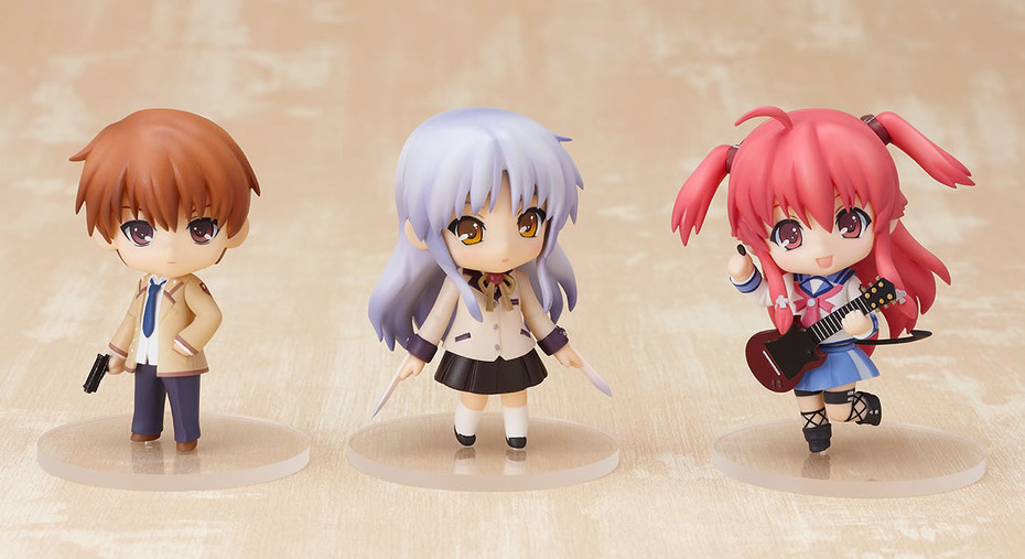 Nendoroid Petite: Angel Beats Set 02: Yuzuru Otonashi - My