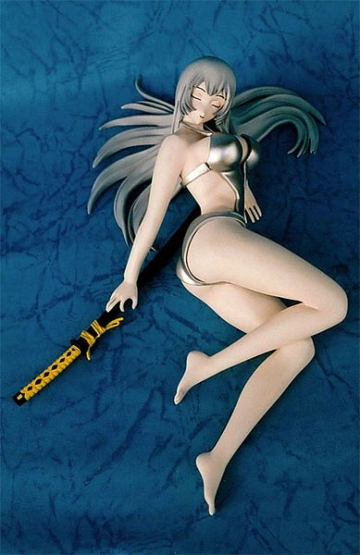 main photo of Chouun Shiryuu Swimsuit 2 Silver Ver.