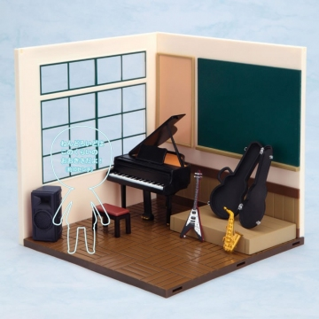 main photo of Nendoroid Playset #03: Culture Festival Set A (Window Side)