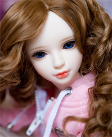Michelle BJD version. <a href='/photos/Glory:3487'>More photos.</a>